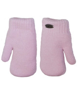 Calikids Cashmere Touch Mitten Pink