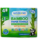 NatureZway Bamboo Paper Towels