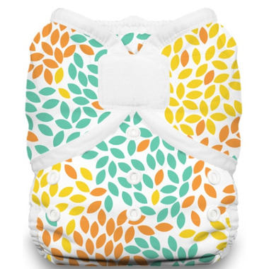Thirsties Duo Wrap Hook & Loop Diaper Fallen Leaves