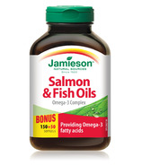 Jamieson Salmon & Fish Oils