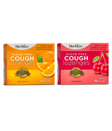 Herbion Sugar Free Cough Lozenges Bundle