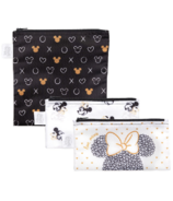 Bumkins Disney Reusable Snack Bag Love Minnie