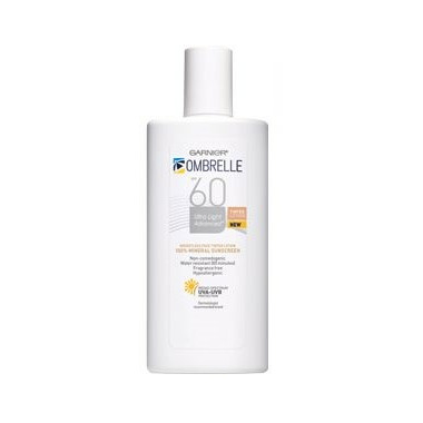 Ombrelle Ultra Light Advanced Tinted Face Lotion