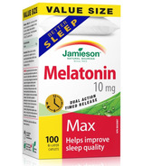 Jamieson Melatonin 10mg Value Pack