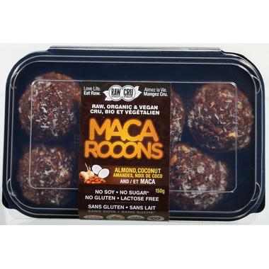 Raw Vitality Chocolate Almond Coconut Macaroons