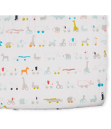 Petit Pehr Pull Toys Crib Sheet