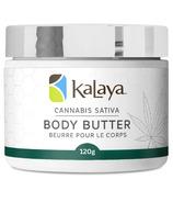 Kalaya Naturals Cannabis Sativa Body Butter