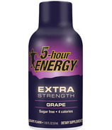5-Hour Extra Strength Energy Shot