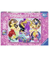 Ravensburger Princesses Puzzle 100