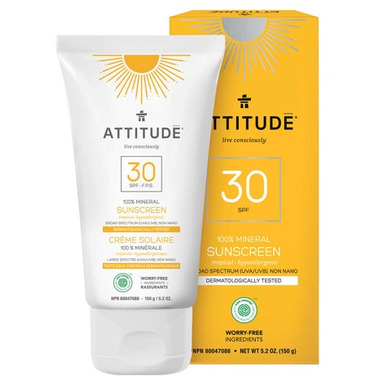ATTITUDE SPF30 Adult Tropical