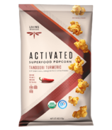 Living Intentions Superfood Popcorn Tandoori Turmeric