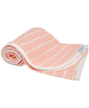 House of Jude Hooded Baby Turkish Towel Blush