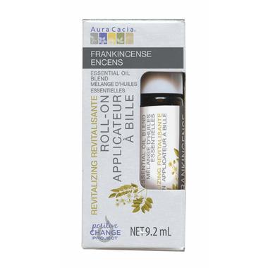 Aura Cacia Frankincense Essential Oil Roll-On