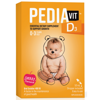 PediaVit Vitamin D3