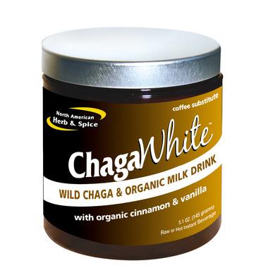 North American Herb & Spice ChagaWhite