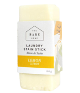 The Bare Home Laundry Stain Stick Lemon