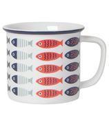 Now Designs Heritage Mugs Little Fish