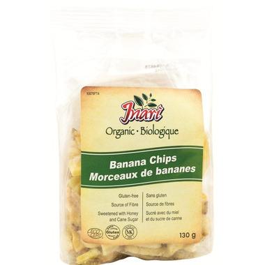 Inari Organic Banana Chips