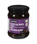 Savor Organic Whole Kalamata Olives