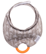 Dr.Brown's Bandana Bib with Teether and Arrows Single