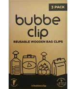 Bubbe Clip Reusable Bag Clips