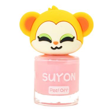 Suyon Nail Polish Funny Koko Pink