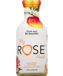 H2rOse Rose Water with Saffron Peach Flavour