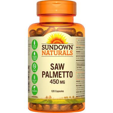 Sundown Naturals Saw Palmeto