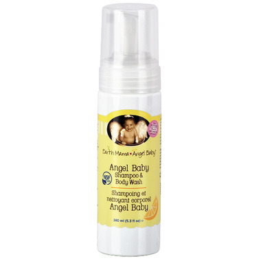 Earth Mama Angel Baby Shampoo & Body Wash