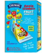 Chumak Fruzi Kids Fruit Smoothie Apple Strawberry
