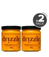 Drizzle Turmeric Gold Raw Honey Bundle