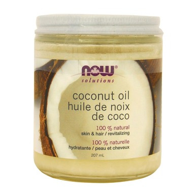 NOW Solutions Coconut Oil Free Gift