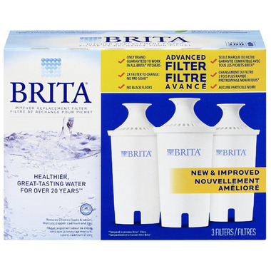 Brita Pitcher Replacement Filters