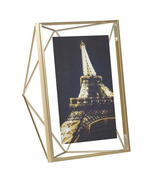 Umbra Prisma 5x7 Photo Display Matte Brass