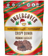 Undercover Crispy Quinoa Dark Chocolate + Peppermint