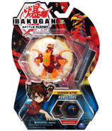 Bakugan Ultra Nobilious Collectible Action Figure and Trading Card