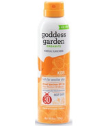Goddess Garden Kids Continuous Spray Sunscreen SPF 30
