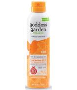Goddess Garden Kids Continuous Spray Sunscreen SPF 30