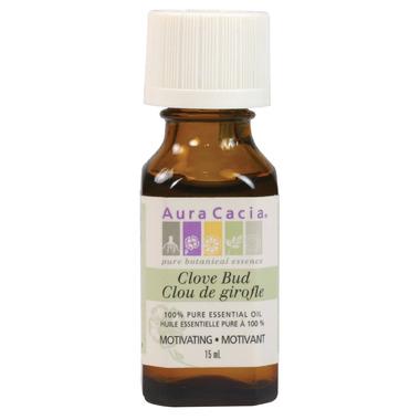 Aura Cacia Clove Bud Essential Oil