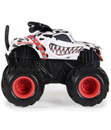 Monster Jam Monster Mutt Dalmatian Spin Rippers Vehicle