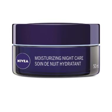 Nivea Aqua Effect Moisturizing Night Care
