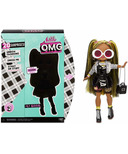 L.O.L. Surprise OMG Alt Grrrl Fashion Doll with 20 Surprises
