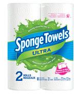 SpongeTowels Ultra Choose-A-Size Paper Towels