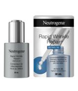 Neutrogena - Huile au rétinol pour la réparation rapide des rides