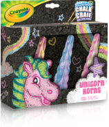 Crayola Unicorn Sidewalk Chalk