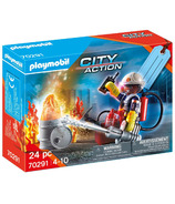 Playmobil Gift Set Fire Rescue