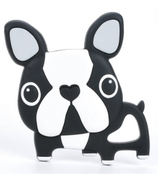 Loulou Lollipop Boston Terrier Teether