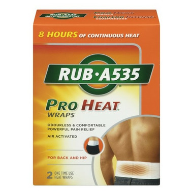 Rub A535 ProHeat Wraps