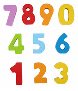 Hape Toys Numbers and Colours