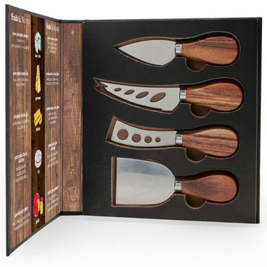 Danesco Cheese Knives Set